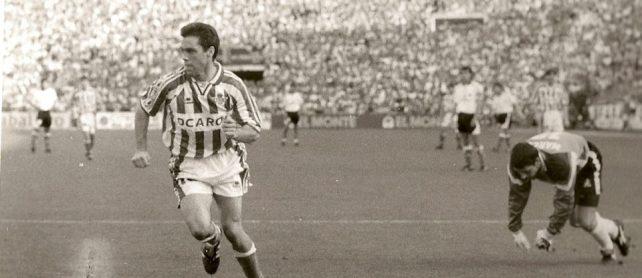 Betis-Racing de Santander Liga 1997