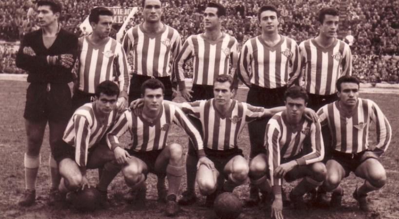 Hoy hace 62 años. Betis 2 Sevilla 0.