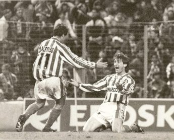 Athletic-Betis Liga 1996