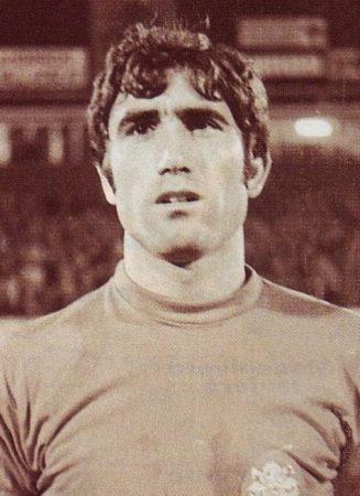 Hoy hace 45 años. Debut de Sebastián Alabanda con la selección.