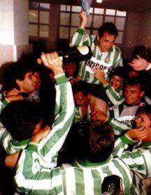 Alegría en Burgos 1994
