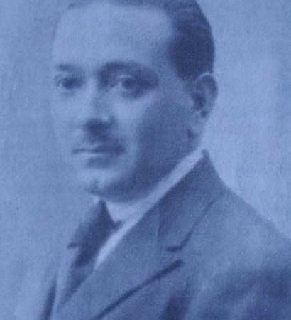 Hoy hace 85 años. Fallece el ex presidente Camilo Romero.