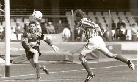 Betis-Eibar Liga 1992
