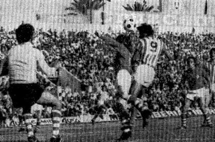 Hoy hace 45 años. Betis 1 Murcia 0.