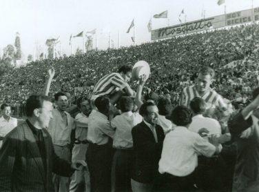 Alegría en Heliópolis 1958