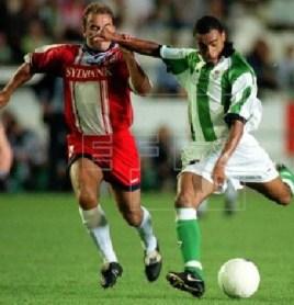Betis-Vejle Uefa 1998