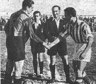 Hoy hace 70 años. Iliturgi 1 Betis 1.