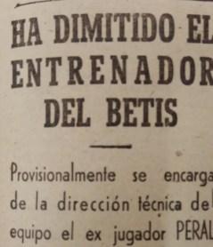 Hoy hace 75 años. Dimisión de Andrés Aranda.