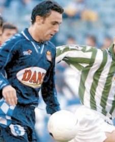 Hoy hace 20 años. Betis 2 Espanyol 5.