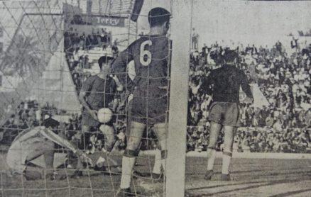 Betis-Sevilla Copa 1962