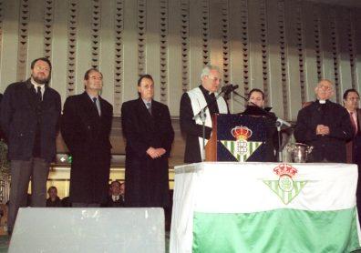 Hoy hace 20 años. Inauguración del Ruiz de Lopera.