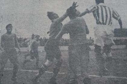 Hoy hace 90 años. Betis 5 Oviedo 2.