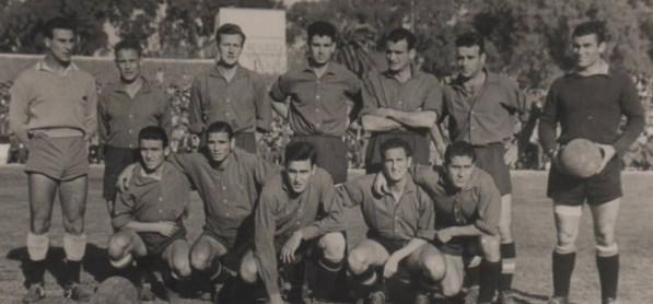 Hoy hace 65 años. Jerez 3 Betis 0.