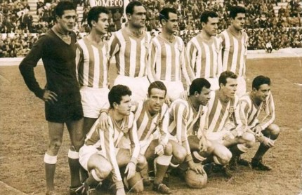 Hoy hace 60 años. Betis 1 Real Madrid 0