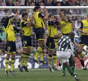 Betis-Atlético de Madrid Liga 2003