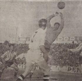 Betis-Sevilla Amistoso 1956