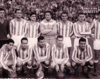 Hoy hace 60 años. Betis 2 Espanyol 1.