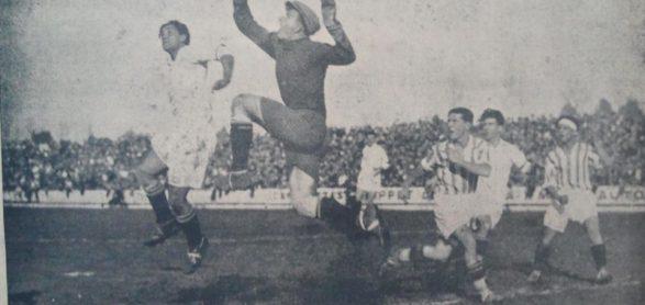 Hoy hace 90 años. Sevilla 2 Betis 0.