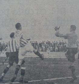 Hoy hace 90 años. Betis 3 Deportivo 1.