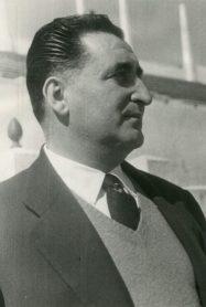 Entrevista Benito Villamarín 1959