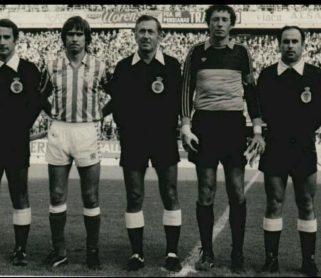 Sporting-Betis Liga 1982