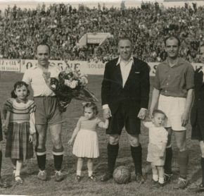 Homenaje a Saro 1949