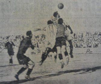 Hoy hace 89 años. Betis 1 Arenas 0 en Copa.