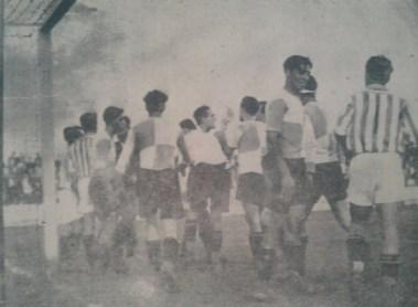 Hoy hace 85 años. Betis 1 Sabadell 1 en Copa.