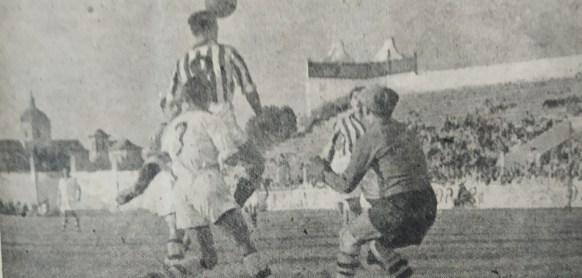 Betis-Balompédica Linense Liga 1948