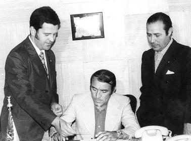Hoy hace 48 años. Fichaje de Luis Del Sol.