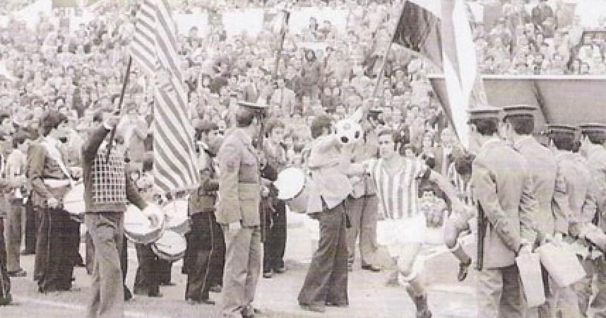 Hoy hace 50 años. Betis 2 Moscardó 1.