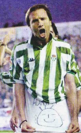 Hoy hace 20 años. Betis 1 Extremadura 0.