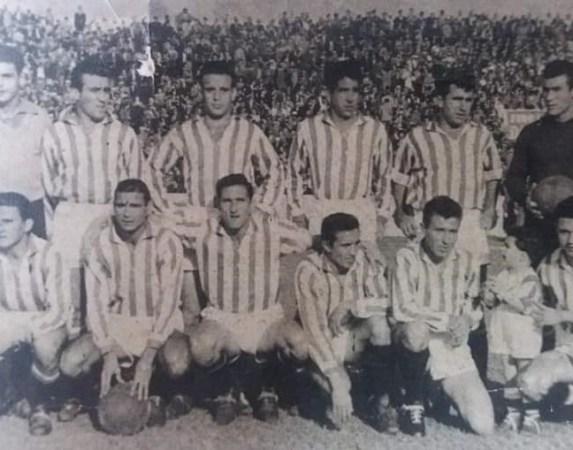 Alineación Betis-Mestalla Liga 1956