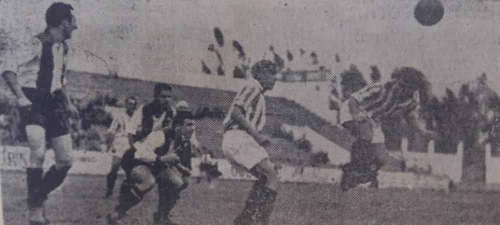 Betis-Alcoyano Liga 1944.
