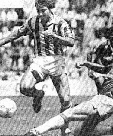 Betis-Murcia Liga 1987.