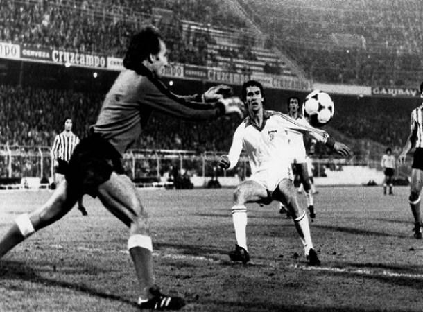 Hoy hace 40 años. Sevilla 2 Betis 1 en Copa.