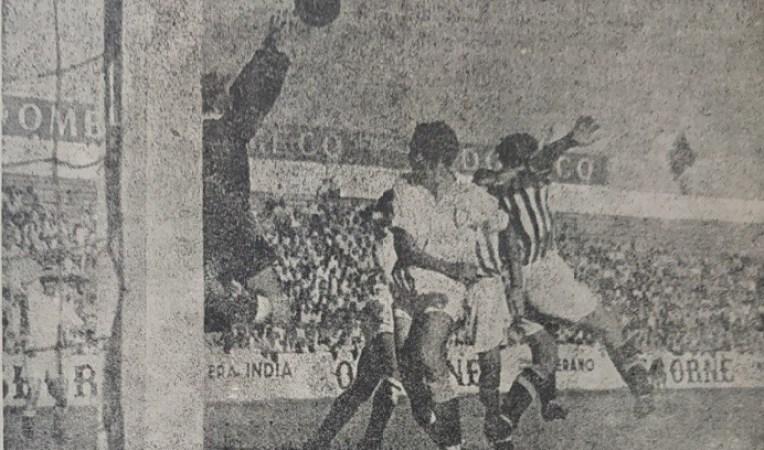 Betis-Jaén Liga 1948.
