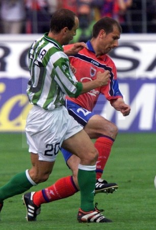 Numancia-Betis Liga 2000.