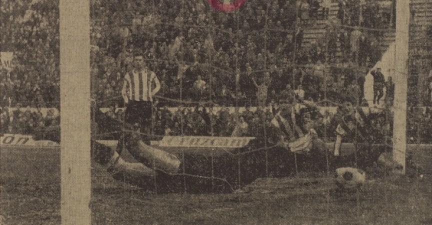 Hoy hace 50 años. Betis 3 Logroñés 2.