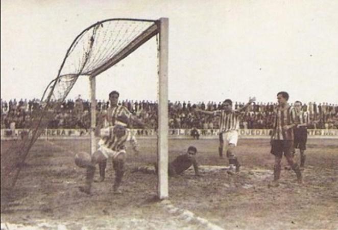 Hoy hace 90 años. Betis 4 Deportivo 3.