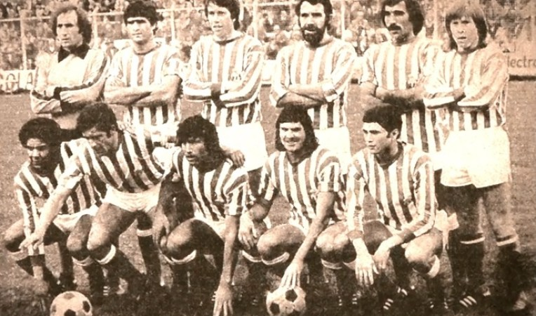 Alineación Granada-Betis Liga 1979.