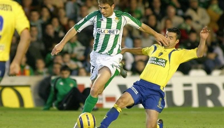 Betis-Cádiz Liga 2005.