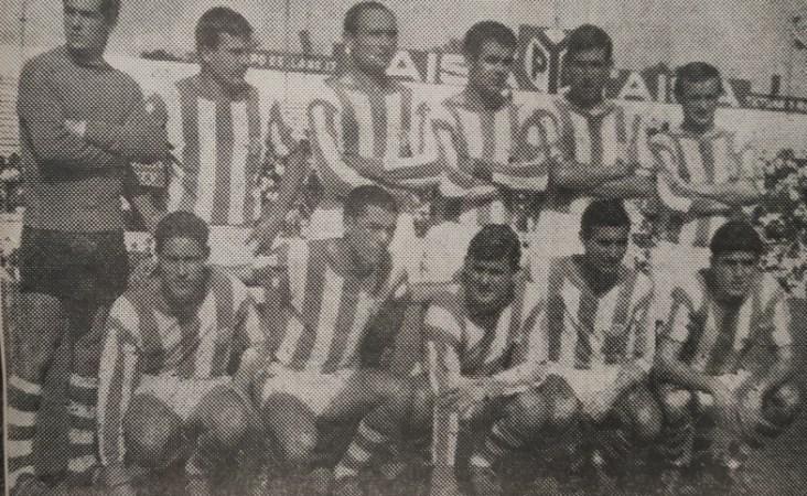 Hoy hace 55 años. Betis 4 Espanyol 0 en Copa.