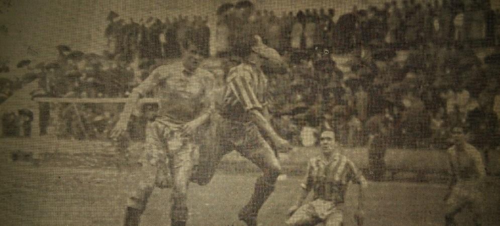 Hoy hace 85 años. Betis 1 Madrid 1.