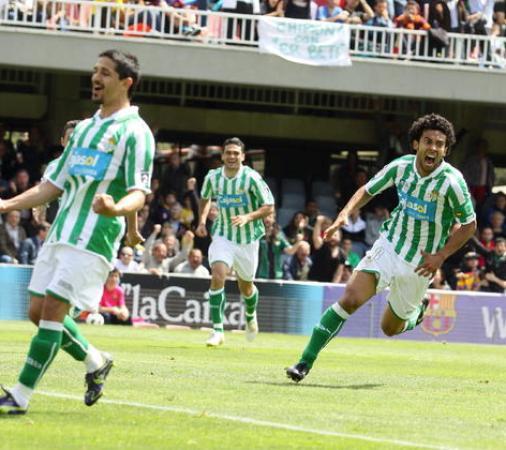 Hoy hace 10 años. Barcelona B 0 Betis 3.