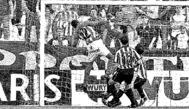 Hoy hace 15 años. Betis 1 Athletic 1.