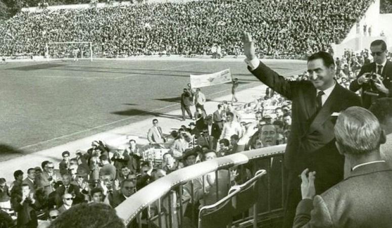 Hoy hace 60 años. Betis 2 Granada 1.