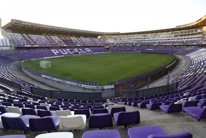 Visitamos al Real Valladolid.