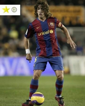 Grandes adversarios del Balompié. Carles Puyol.