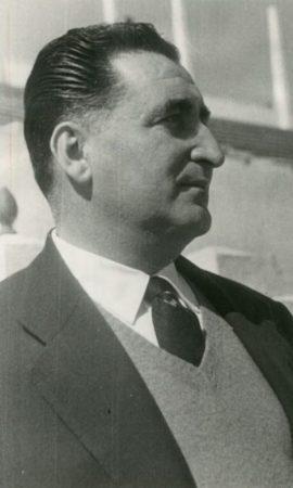 Entrevista Benito Villamarín 1960